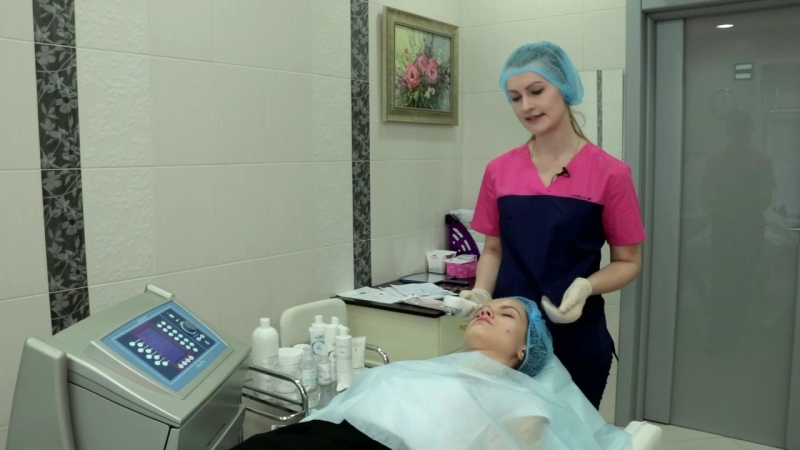 Косметолог, дерматовенеролог мед. центра ТРИОМЕД Петрушова Наталья.