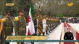Президент Казахстана провел встречу с президентом Исламской Республики Иран