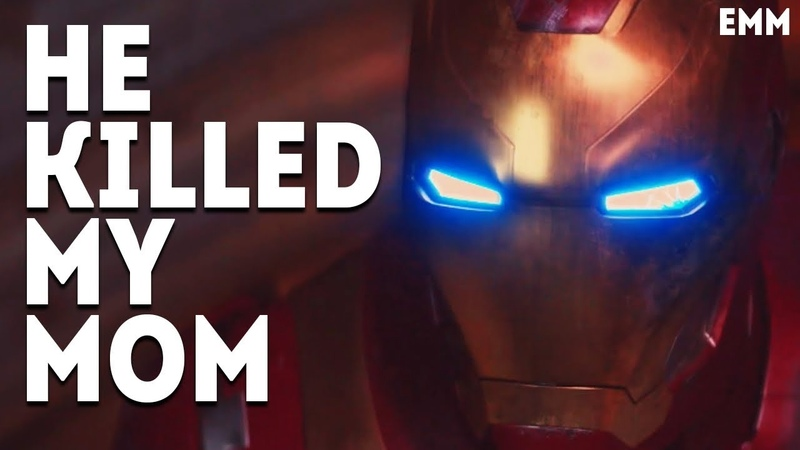 He killed my mom(Tony Stark) | Iron Man