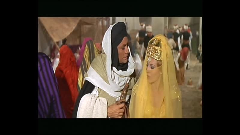 Анжелика и султан (1968) часть 3