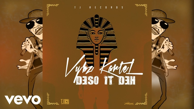 Vybz Kartel - Deso It Deh (Lyric Video)