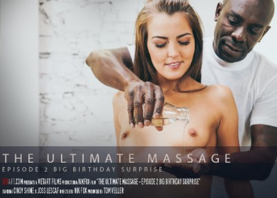 The Ultimate Massage Episode 2 - Big Birthday Suprise
