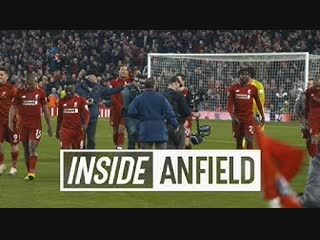 Inside Anfield: LFC 1-0 Everton | Scenes as Origi wins dramatic derby in injury time