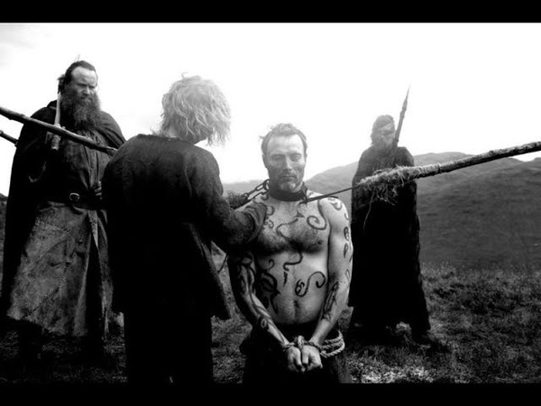 Brutal Badass Viking One Eye Escapes Epic Valhalla Rising つづく
