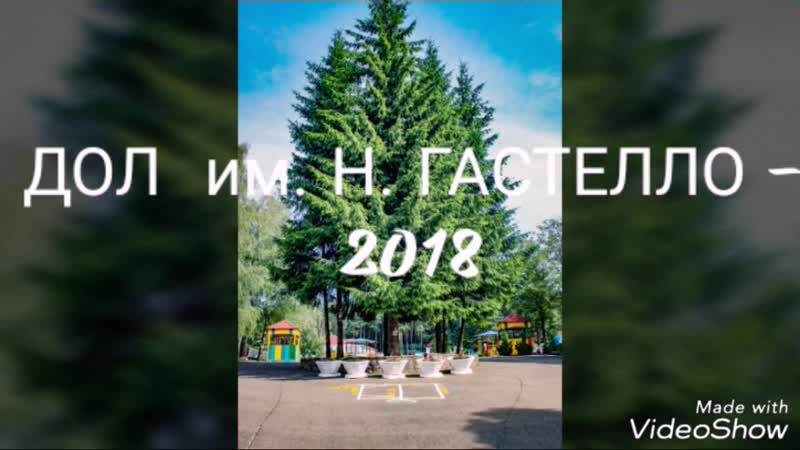 ДОЛ им Н Гастелло 2018