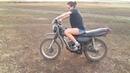 сложно ли девушке научиться ездить на мотоцикле? я впервые за рулем мото