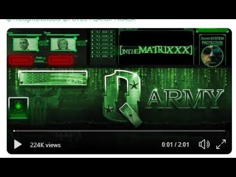 The most important show to date - inthematrixx - master decoder - Anon - what is [P]