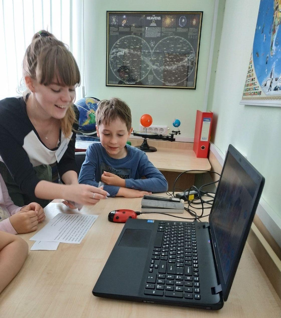 Младшие школьники сделали первые научные открытия в ЮУрГГПУ