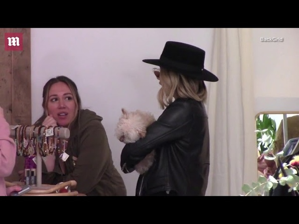 Ashley Tisdale beau Christopher French hang with Haylie Duff