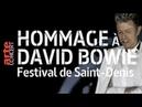 Anna Calvi, Jeanne Added, SoapSkin et Laetitia Sadier Hommage à David Bowie – ARTE Concert