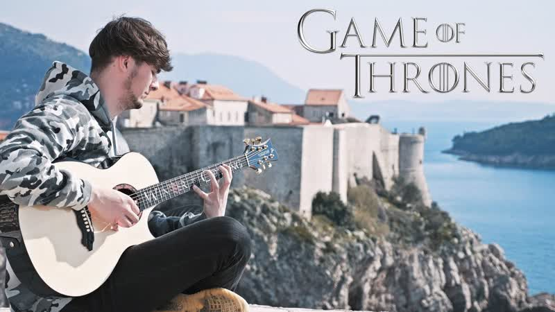 Light of the Seven - Game of Thrones OST - Fingerstyle Guitar Cover