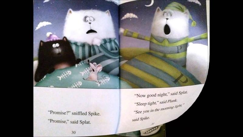 Splat the Cat: Good Night, Sleep Tight Read Along