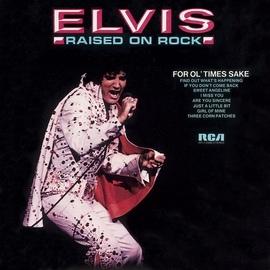 Elvis Presley альбом Raised On Rock