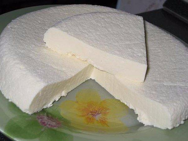 Подборка вкусных домашних сыров! Пригодится каждой хозяйке.