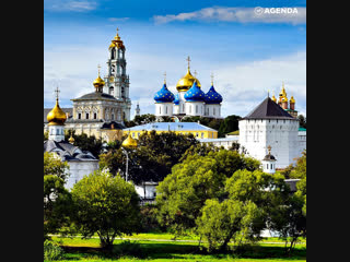 5 самых популярных мест в России