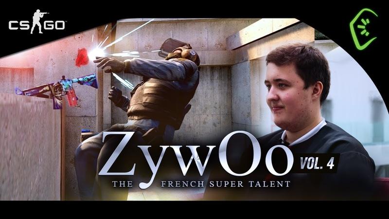 ZywOo – The French Super Talent: Vol. 4 (CS:GO Fragmovie)