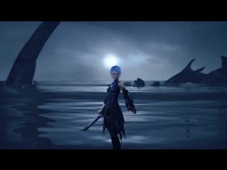 Kingdom Hearts III Aqua vs Sora