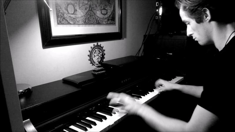 Luca Rüffert Bloody Tears Piano Cover