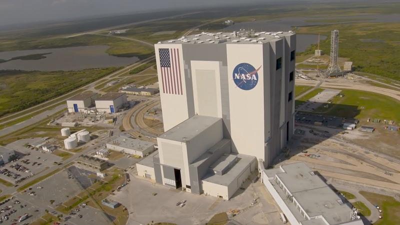 ЛУЧШАЯ РЕКЛАМА NASA 2018