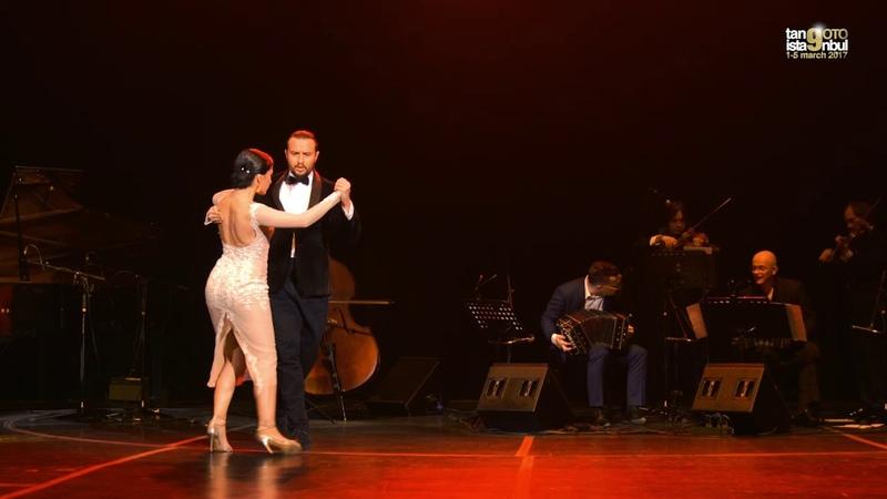 Giampiero Cantone Francesca Del Buono Solo Tango Live Gallo Ciego 9th tanGOTOistanbul