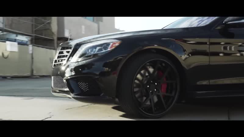 BLACK DEVIL MERCEDES BENZ S63 AMG