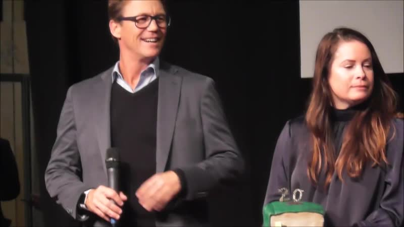 Brian Krause Holly Marie Combs celebrates 20 years of Charmed @ Paris Manga 20 october 2018