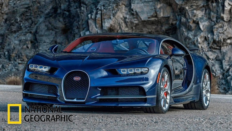 Мегазаводы Суперавтомобиль марки Бугатти (Bugatti Veyron) Bugatti Super Car