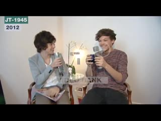 Unseen an unseen clip from louis and harry 's paris interview! - - apple music