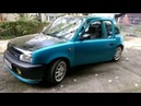 Nissan Micra K11 Tuning Story Part 2