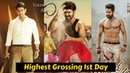 10 Highest Grossing First Day Box Office Collection of South Indian Movies All Time