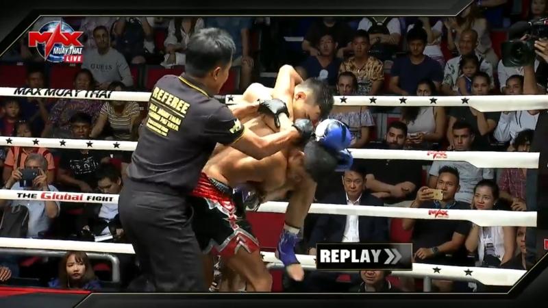 Безжалостная тайская молодёжь. Max Muay Thai, Rajadamnern.