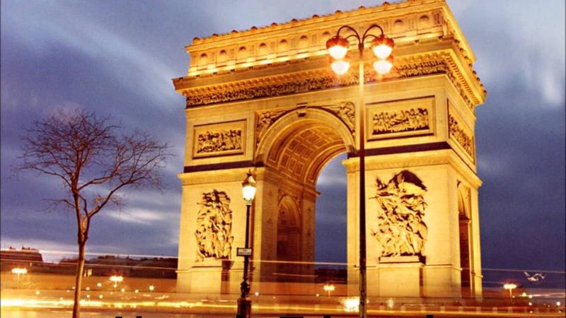 Paris-capitale de la France