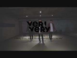 VERIVERY X J-HO Drops Get Like Me (Dance)