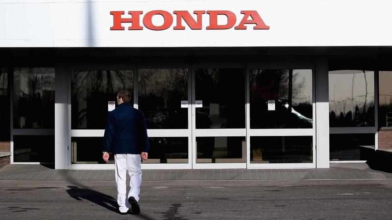 Планы по закрытию завода Honda в Великобритании оставили работников в замешательстве