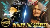 Devil May Cry 5   Reuben Langdon Dante Mocap Comparison - Live Action Performance Behind the Scenes