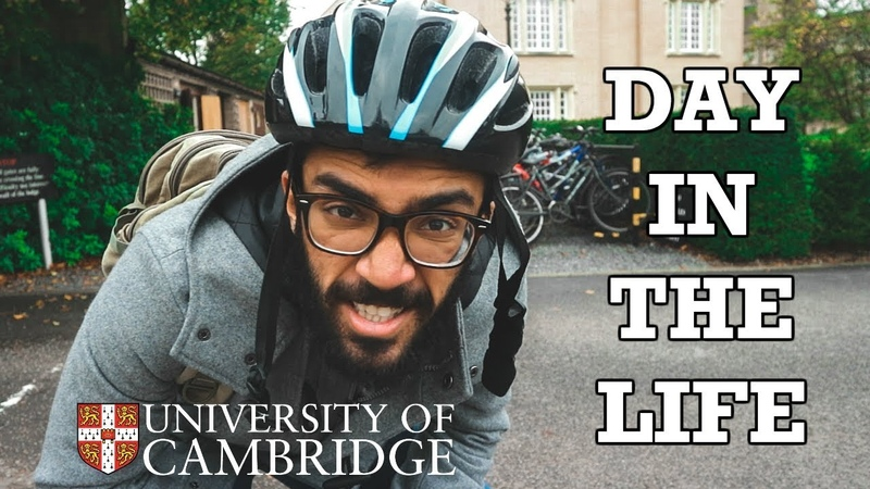 DAY IN THE LIFE of a CAMBRIDGE STUDENT PHYSICS How to Cambridge Ep 5