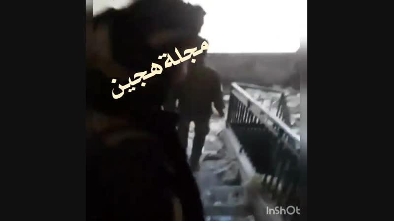 11.12.18 - Съёмка СДС изнутри госпиталя Хаджин