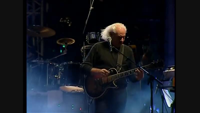 Premiata Forneria Marconi Mauro Pagani -- Live in Siena 2003
