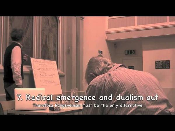 Panpsychist Materialism - Galen Strawson at London Philosophy Club