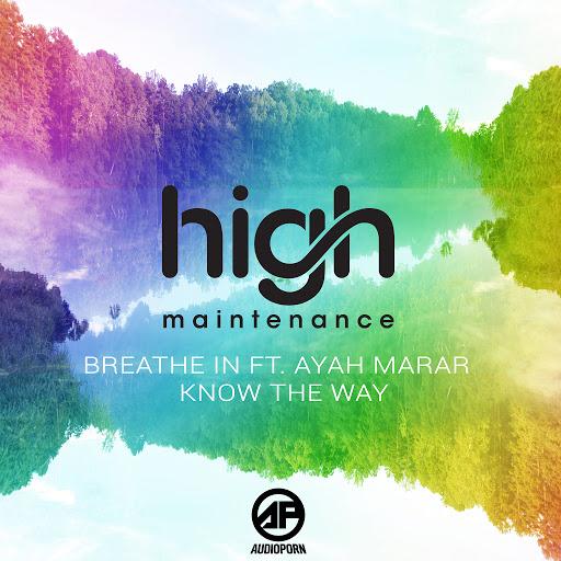 Ayah Marar альбом Breathe In