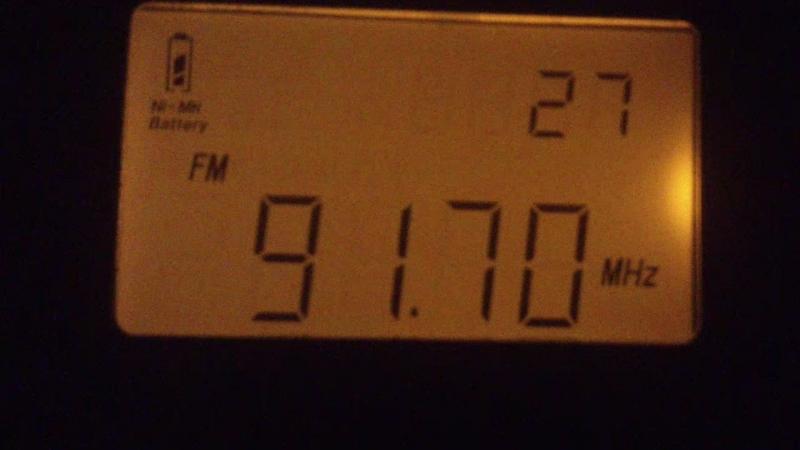91.7 Raadio Elmar(Koeru)~322km
