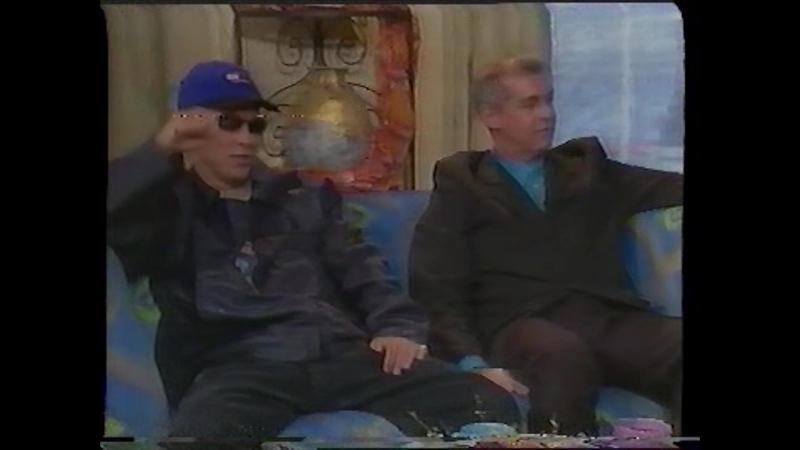 Pet Shop Boys ( Richard Judy show)
