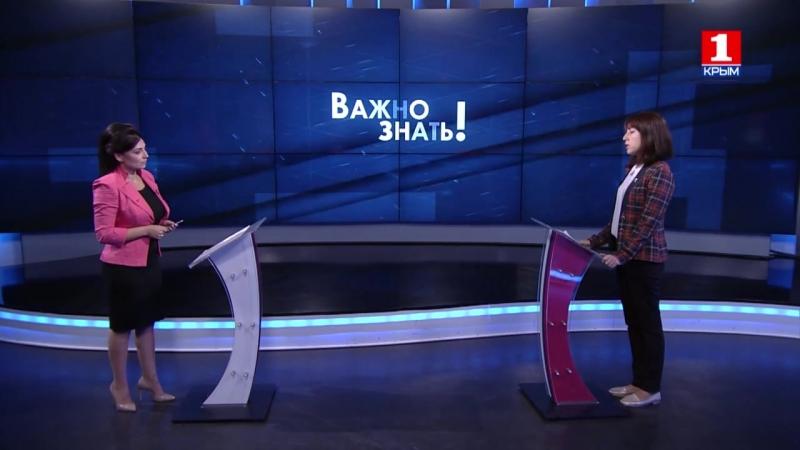 Важно знать Беседа с Зейнеб Беляловой