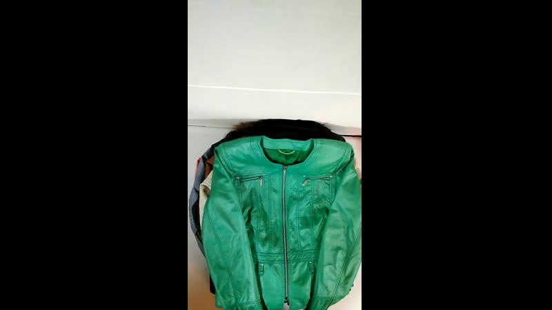куртки кож зам крем 3 мешок