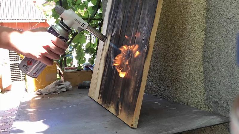 Обжиг дерева Горелка покраска фотофона Броширование