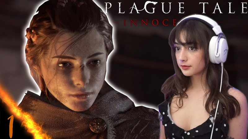 НАУШНИКИ те Stressing About Stealth A Plague Tale Innocence Part 1