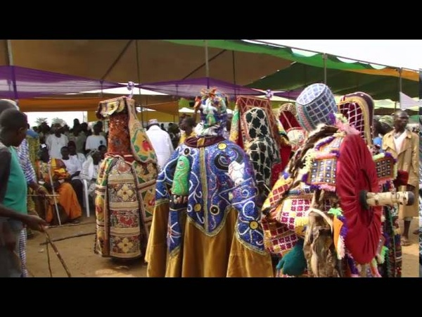 Traditions et coutumes au Bénin, le culte Voudoun