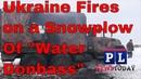 3 Injured as Ukraine Fires on Snowplow (ENG SUBS) Ukraine / DPR / Russia
