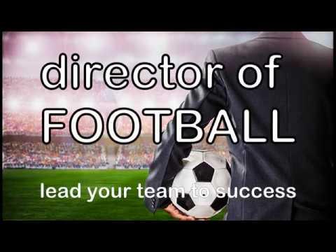Director of Football Trailer