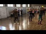 Yoanis Meneses. Reggaeton 10-летие Salsa Cubana Novosibirsk